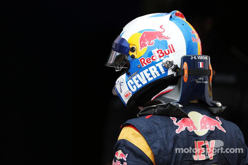 Jean-Eric Vergne, GP Mónaco 2013