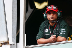 Tony Fernandes, Caterham F1 Team