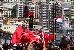 La Ferrari F138 de Felipe Massa