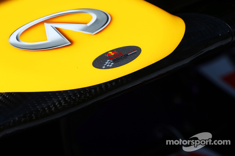 Red Bull Racing RB9 nosecone