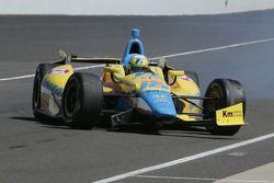 Problemas para Ana Beatriz, Dale Coyne Racing Honda