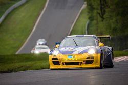#53 Sex Bomb Porsche 997 Cup (SP7): Wolfgang Destreé, Kersten Jodexnis, Norbert Pauels