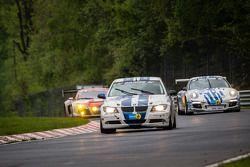 #202 aesthetic racing BMW E90 325i (V4): Stein Tveten, Guido Strohe