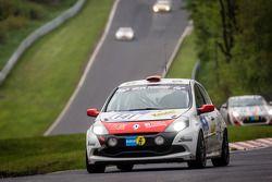 #141 Roadrunner Racing Renault Clio Cup (SP3): Michael Juul, Junichi Umemoto, Thomas D. Hetzer, Koui