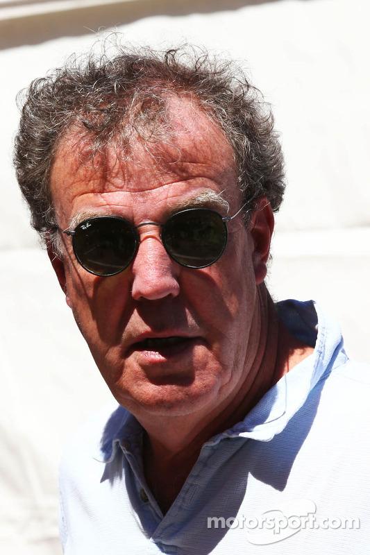 Jeremy Clarkson, apresentador do programa Top Gear