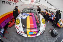 #75 Kremer Racing Porsche 997 GT3 (SP8)