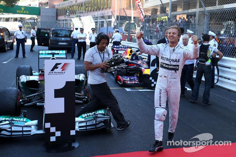 Rosberg acabaría el mundial 6º, con 171 puntos