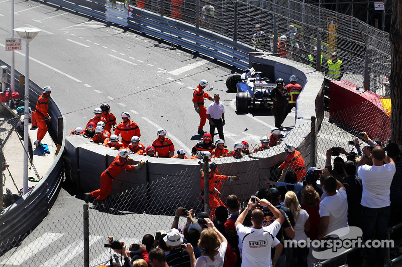 GP de Monaco 2013 - Course
