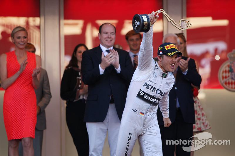 """2013赛季摩纳哥大奖赛:首个""""主场胜利"""""""