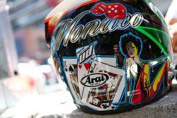Helm von Sergio Perez, McLaren