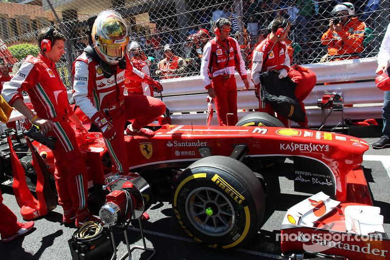 GP Mónaco 2013