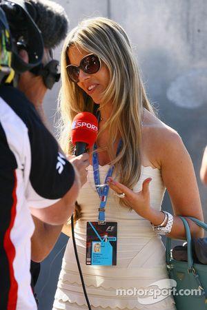 Vivian Sibold, Mercedes AMG F1