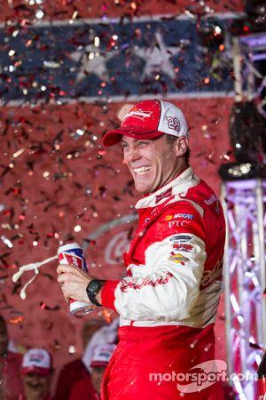 Racewinnaar Kevin Harvick, Richard Childress Racing Chevrolet