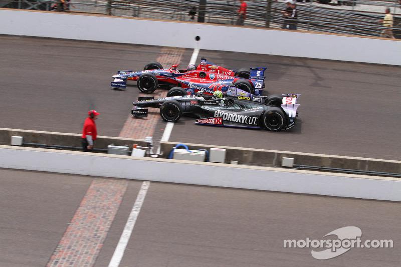Tony Kanaan e Marco Andretti