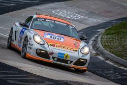 #180 PROsport Performance Porsche Cayman R (V6): Heinz-Josef Bermes, Dominik Schöning