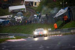 #186 KRS Motorsport Porsche Cayman (V5): André Krumbach, Nicola Bravetti, Ivan Reggiani, Harald Schlotter