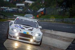 #72 Rheydter Club für Motorsport Aston Martin Vantage (SP8): Kim Hauschild, Shaw Ric