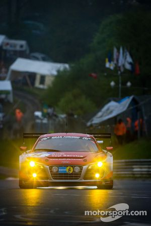 #14 Audi race experience Audi R8 LMS ultra (SP9): Marco Werner, Christian Bollrath, Pierre Ehret, Pe