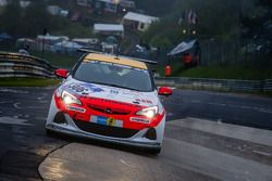 #306 Opel Astra OPC Cup(Cup 1): Ralf Kraus, Seppo Lehtinen, Andreas Schwarz