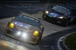 #83 RPR Porsche Cayman S (SP6): Einar Thorsen, Meyrick Cox, Carsten Ohlinger