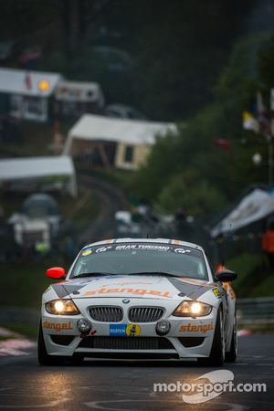 #176 Team Extreme Racing BMW Z4 M (V6): Josef Stengel, Uwe Nittel, Joachim Günther, Andreas Herwerth