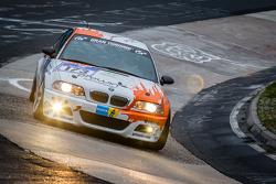 #173 rent2drive BMW M3 (V6): Jens Riemer, Carsten Welschar, Jörg Wiskirchen, David Ackermann