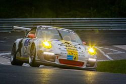 #54 Black Falcon Porsche 911 GT3 Cup (SP7): Burkhard Kaiser, Willi Friedrichs, Christian von Rieff,