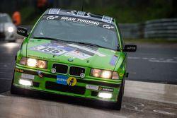 #196 Medilikke Motorsport BMW 325i (V4): Gerald Fischer, Michael Hollerweger, Stephan Lipp, Martin N