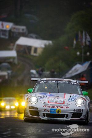 #46 CC Car Collection Porsche 911 GT3 Cup (SP7): Andreas Ziegler, Don Stephano, Ilya Melnikov, Micha