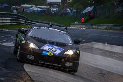 #64 Cor Euser Racing Lotus GT4 Evora (SP10): Vic Rice, Shane Lewis, Hal Prewitt, Cor Euser