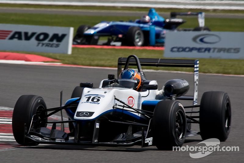 2013 - British F3