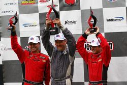 Podium TA2: Peter Halsmer - Bob Stretch - Cameron Lawrence