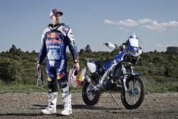 Cyril Despres tekent bij het Yamaha Factory Team voor 2014 Dakar