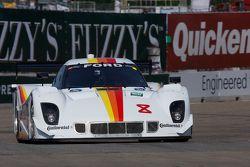 #8 Starworks Motorsport Ford/Riley: Scott Mayer, Brendon Hartley