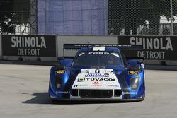 #6 Michael Shank Racing Ford / Riley: Antonio Pizzonia, Gustavo Yacaman