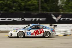 #18 Muehlner Motorsports America Porsche GT3: Tomy Drissi