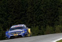 Gary Paffett, HWA, DTM Mercedes AMG C-Coupe