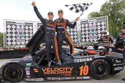 Racewinnaars Max Angelelli, Jordan Taylor