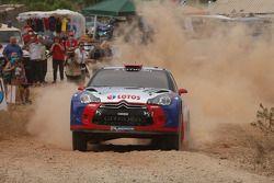 Robert Kubica, Maciek Baran, Citroën DS3 WRC