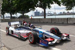 L'IndyCar biplace