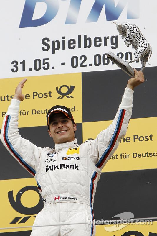 Racewinnaar Bruno Spengler, BMW Team Schnitzer BMW M3 DTM