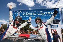 WRC2 galibi Robert Kubica, Maciek Baran, Citroën DS3 WRC