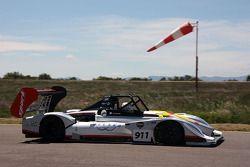 Romain Dumas tests the Norma M20FC PP ahead of Pikes Peak