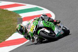 Альваро Баутиста. ГП Италии, воскресная гонка.