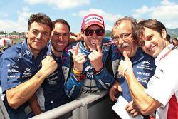 Алеш Эспаргаро. ГП Италии, воскресная гонка.