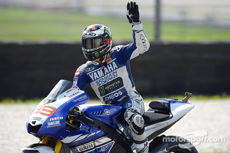 25- GP da Itália 2013, Yamaha