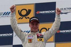 Winnaar Felix Rosenqvist
