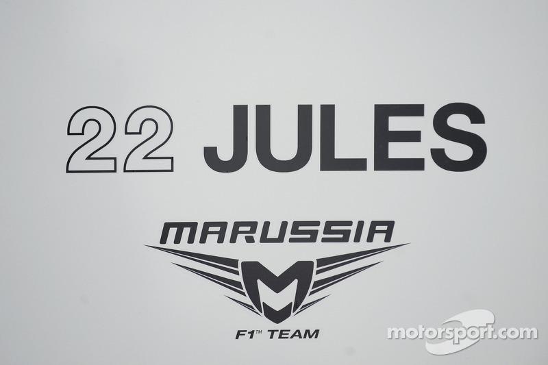 Sseñales para Jules Bianchi
