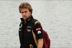 Davide Valsecchi, Lotus F1 Third Driver