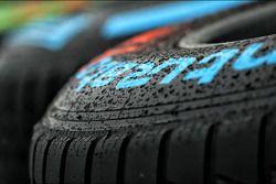 Wet Pirelli lastiği